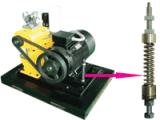 Automatic belt tightener (belt drive)