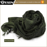 3-Colors Tactical Windproof Shemagh Arab Hijabs Bandanas Military Army Scarf