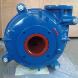 slurry Pump for Italy Custromer