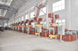 SBJ-360 Hydraulic Briquette Making Machine