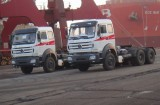 hot sale for Beiben 6X4 Tractor Truck