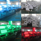 72X10W DMX LED Stage Wall Wash City Color Light