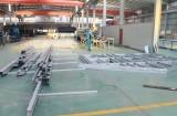 Light steel villa production assembly