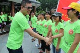 teams spirit for activity cooperation