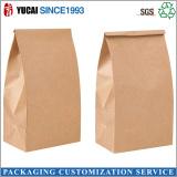 Kraft paper bag for food packaging