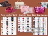 Leather belt & Mommy bag & Baobao design