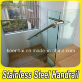 Stainless Steel Glass Stair Handrail