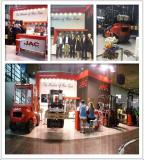 JAC forklift at Cemat Fair