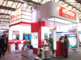 Shanghai Roken Hydro- Tech Join The Show Every Year