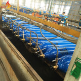 Every seamless steel cylinder pass leakage test
