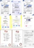 CE RoHS SAA ISO-9001 Certificate
