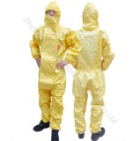 PE Lamination Unbreathable &Waterproof Protective Coverall
