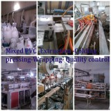 PVC SKIRTING Production