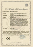 Sinowon CE Certificate of Hardness Tester