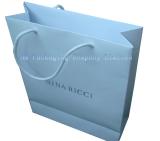 Luxury White Paper Bag