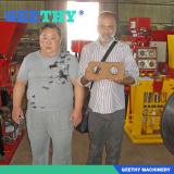 geethy-customers brick making machine