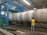 Automative Welding Machinery for Tank Body