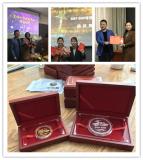 Chemshun Ceramics: Conference of Ending 2017 & Starting 2018