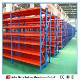 Cold-Rolled Steel Medium Duty Storage Rack Manufacturer Price