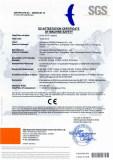 CE-PCS Single Screw Extruder-Machinery Directive