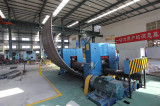 Large scale bending machine