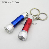 5 LEDs Flashlight with Keyring (T2068)