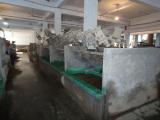 casting work area