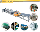 plastic board extrusion machine