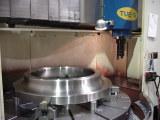 CNC Machining on OEM Castings