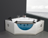 Hot Sell Acrylic Bathtub Jacuzzi with Massage