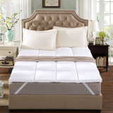 Luxury Soft Microfiber Mattress Topper
