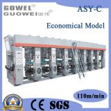 Gwasy-C Economic 8 Color gravure Printing Machine 110m/min