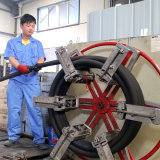 rubber hose packing machine