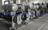 Chillers and Condensing Unit Production Area