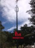 MEGATRO 30M MONOPOLE TELECOM TOWER