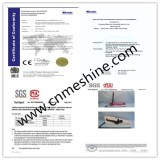 Meshine certificates