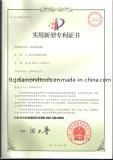 diamond tool patent 4
