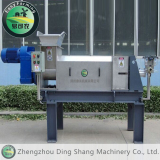 Spiral Extrusion Type Drying Equipment