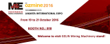 Indonesia Jakarta International Exhibition Oct.19-21.2016