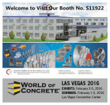 Welcome to Visit Our Booth No. S11922