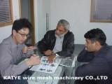 Iran customer negotiations
