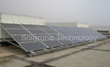 Grid-Tied Solar Power System for Industrial Use (6 Kwp)