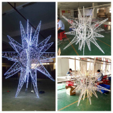 Christmas 3D Star motif Lights