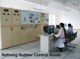 Rubber control Room