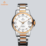 Wholesale Elegant Jewellery Mens Bangle Watches Golden Crystals72545