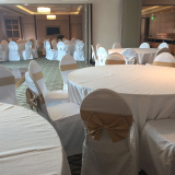100%Polyester Table Cloth Restaurant Textile