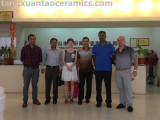 Our Tangxuantao Ceramics 2014 Clients