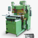 Intermediate frequency inverse electric welding machine