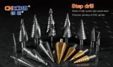 Step drill