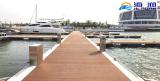 Tianjin Gulang Water Town 19 yacht berths and platform construction project